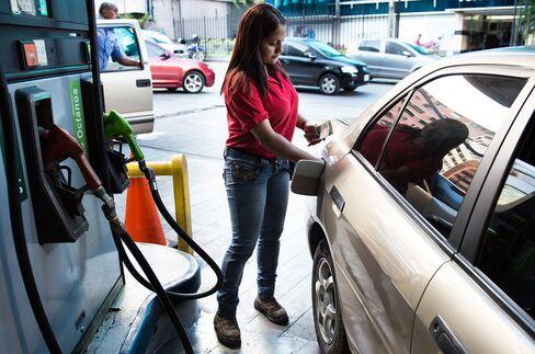 Gasoline Prices in Venezuela