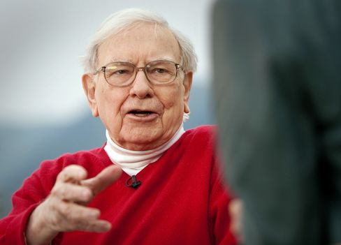 Buffett Reaps Gains as USG to Eagle Build on Housing Rally