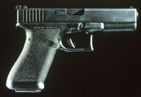Glock-17 pistol