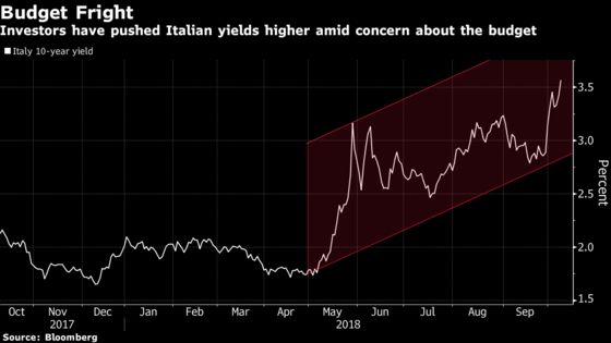 Italy's Tria Faces Off Against Opposition Lawmakers on Plans