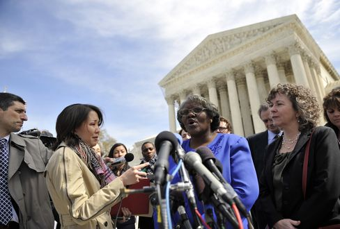 Wal-Mart Wins Supreme Court Gender-Bias Case