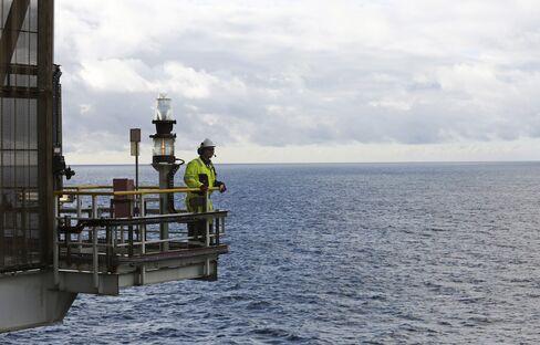 Statoil Troll A Offshore Gas Platform