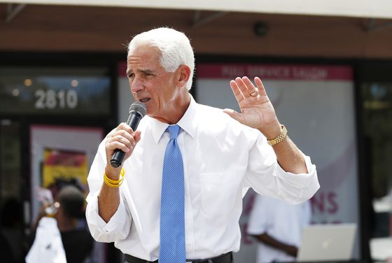 Democrat Charlie Crist Says He's Running for Florida Governor