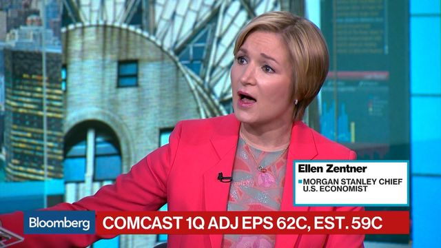 Morgan Stanley's Zentner Says Inflation Moving Higher
