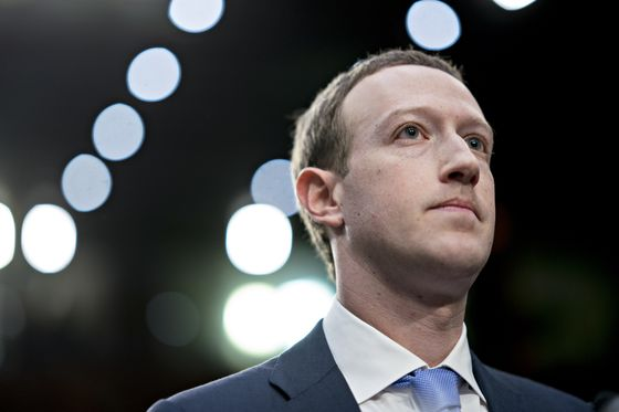Zuckerberg Says U.S. Election Will Be a Test of Facebook's Work