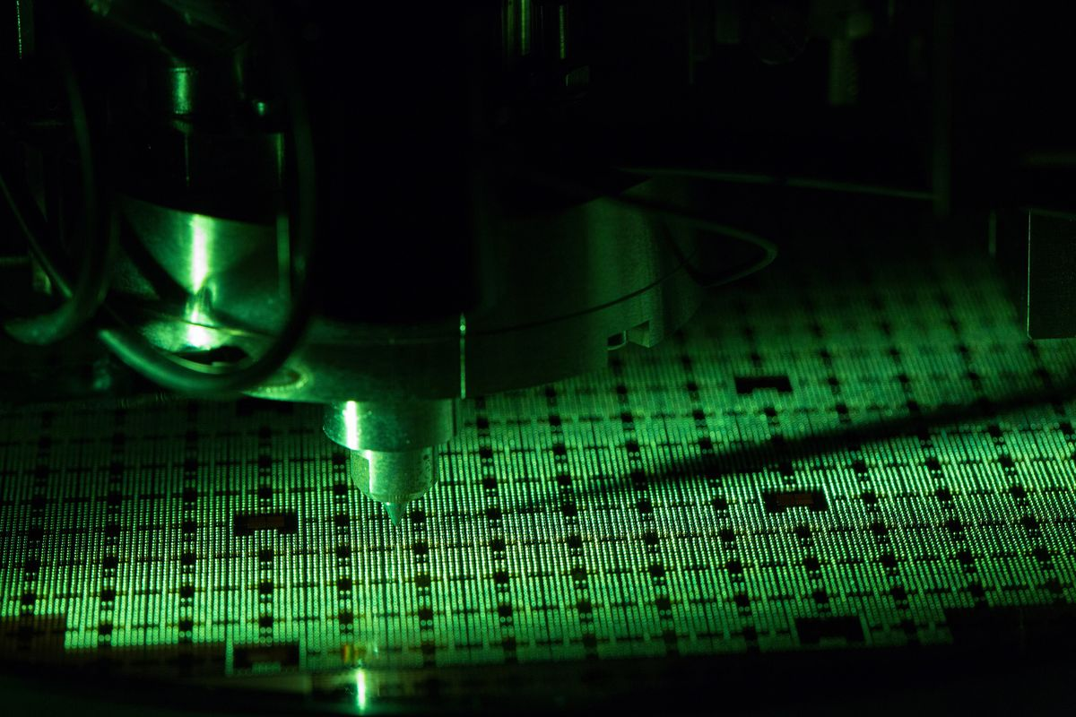 European Chipmakers Drop as Huawei Ban Cripples Supply Chain
