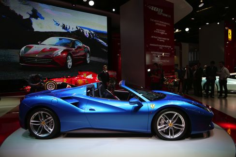 The IAA Frankfurt Motor Show Preview Day 1