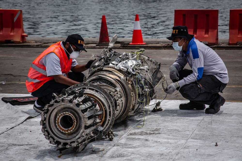Why the Lion Air Crash Has Led to U.S. Lawsuits: QuickTake