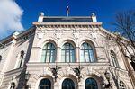 Latvia's central bank.