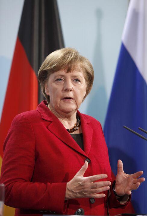Merkel Sees No Leeway for Greece