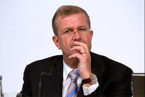 Former Porsche SE Chief Executive Officer Wendelin Wiedeking