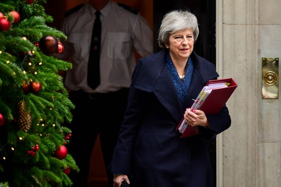 May Hopes to Seal Brexit Deal, Stay as PM Until 2021, Times Says