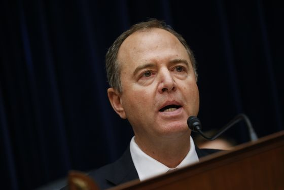 Panel to Hear 'Very Soon' From Whistle-Blower, Schiff Says