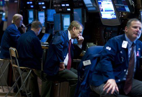 Short Sales Rise Most Since '06 as Stocks Lose $11 Trillion