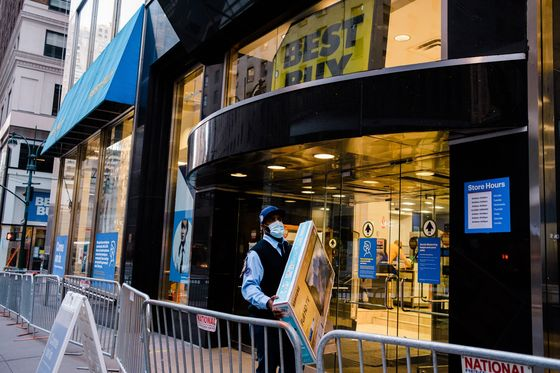 Black Friday Gets Busted by Covid in Sign of Retail's Future