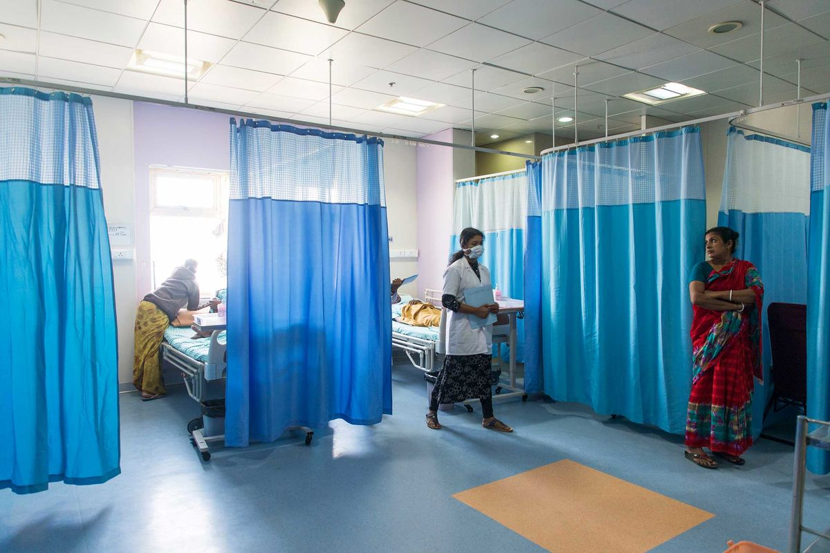 The World's Cheapest Hospital Has to Get Even Cheaper