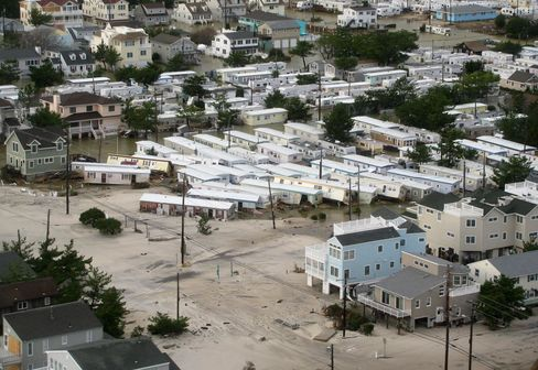 Sandy Does More Damage to New Jersey's Already Troubled Housing