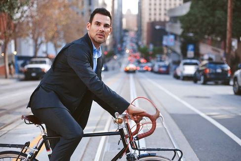A Suit Designed for Biking to Work and Taking Meetings