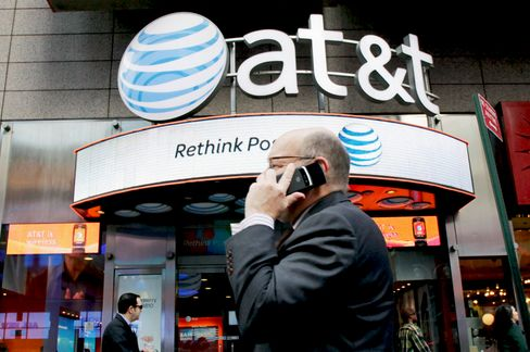 AT&T Profit Tops Estimates as Company Pays Fewer Subsidies