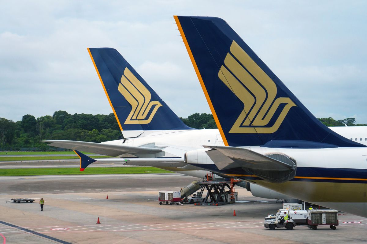 Singapore Airlines Slashes Flights Globally Due to Virus Impact