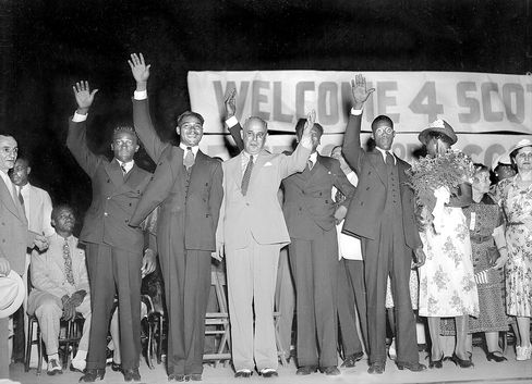 Alabama to Pardon Scottsboro Boys 82 Years After Landmark Case