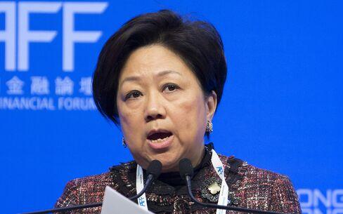 HSBC Board Member Laura Cha