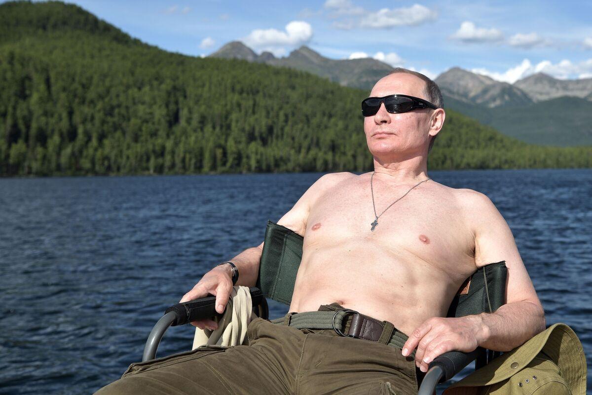 Putin's Playground - cover