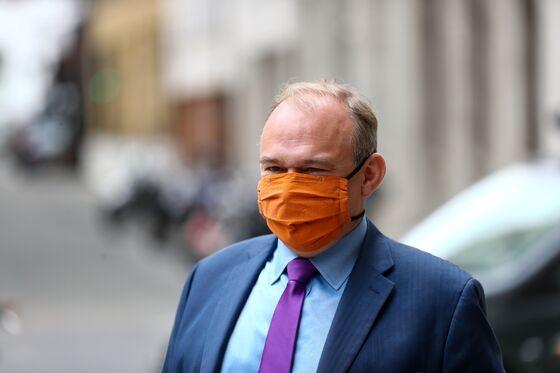 U.K. Liberal Democrats Name Ed Davey Leader to Rebuild Party