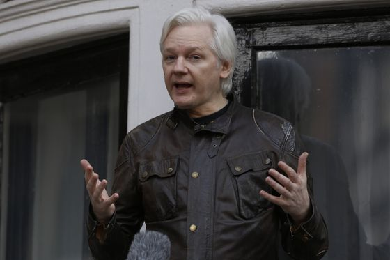 Julian Assange Denied Bail During U.S. Extradition Appeal
