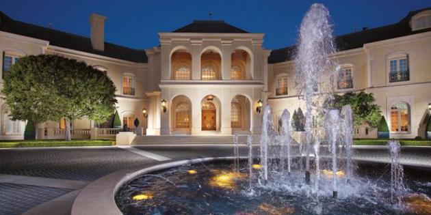 No. 3 Most Expensive Home Sold: Spelling Manor