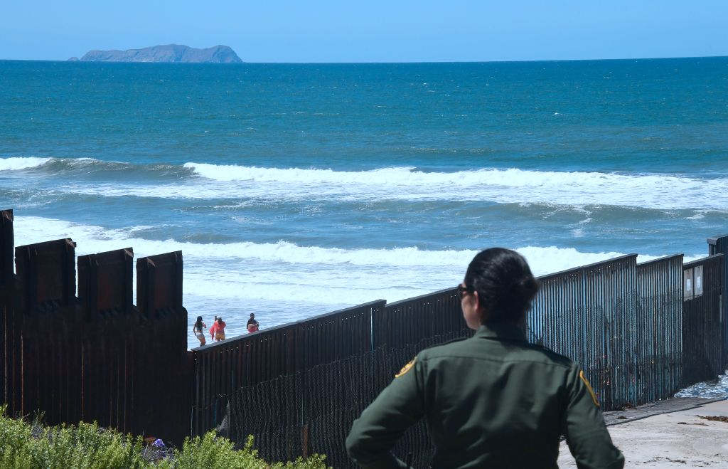 Border security matters.