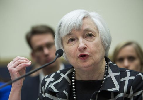U.S. Federal Reserve Chairman Janet Yellen