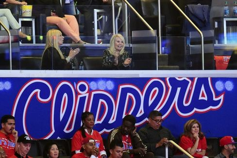 Two Sterlings and the NBA Dig In for L.A. Clippers Custody Battle