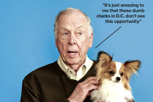How to Convert the Country to Natural Gas, by T. Boone Pickens