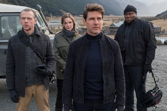 Tom Cruise Steers Sixth 'Mission: Impossible' to Box Office Win