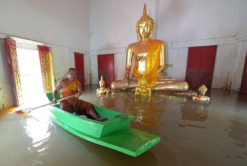 2013 Flood in Thailand