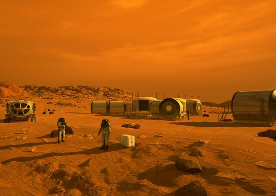 Elon Musk's Mars Ambition Could Be the Riskiest Human Quest Ever