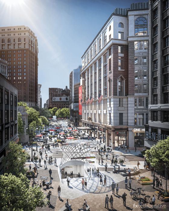 Macy's Floats $235 Million Investment to Sweeten NYC Tower Plan