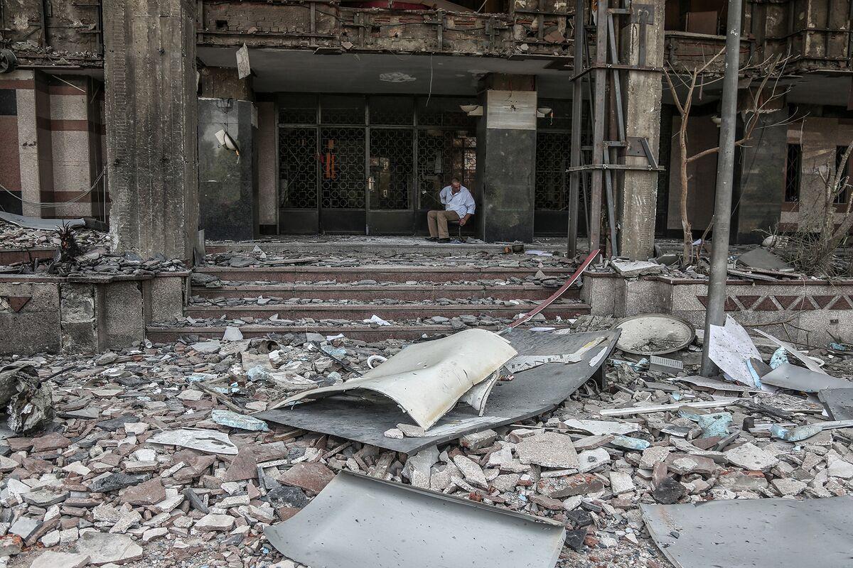 Egypt Says Islamist Militants Behind Cairo Blast That Killed 20