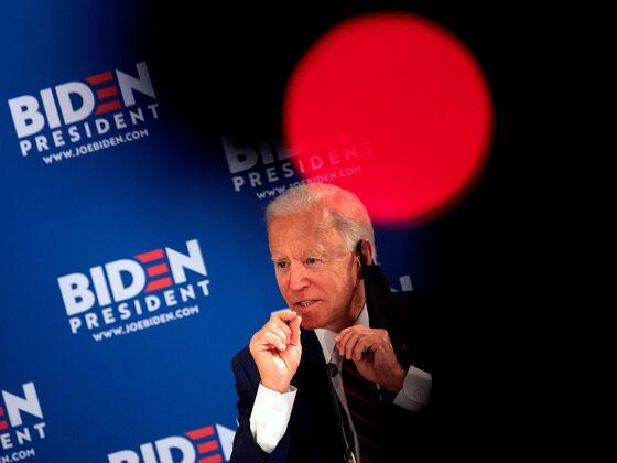Biden Urges Allies to Pounce on Trump's 'Bungled' Economy