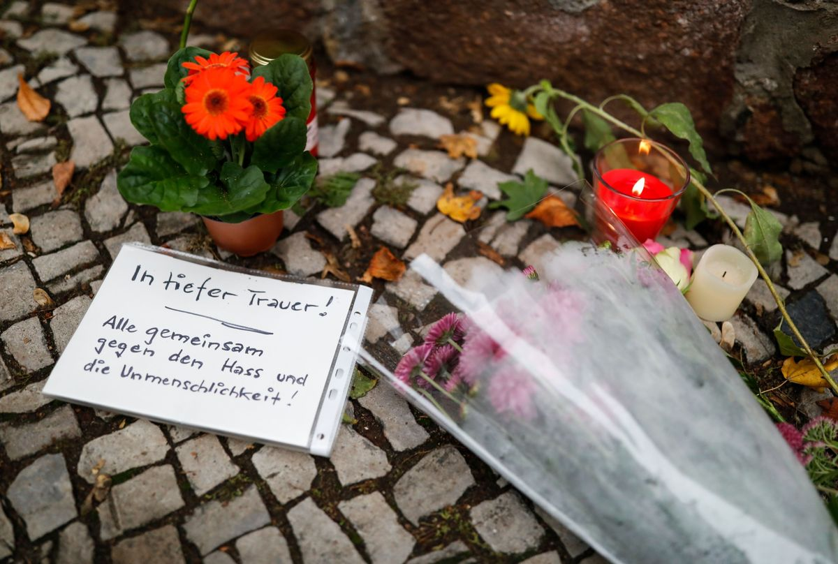 German Attack Offers Lessons on Guns and Neo-Nazis