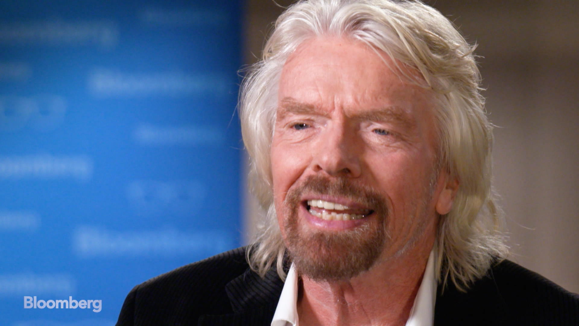 The Key to Richard Branson's Success: 'Great People'
