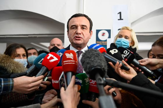 Ex-Kosovo PM Stages Comeback That May Hurt Serbia Ties More