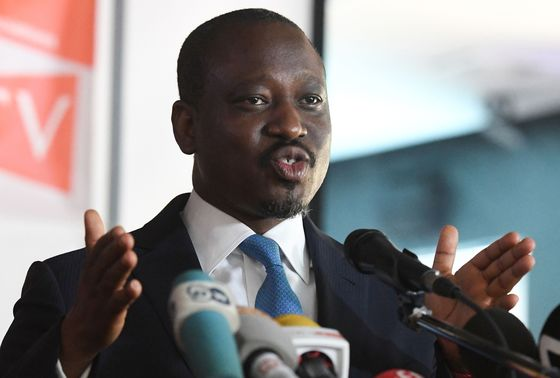 Ivory Coast Leader's Third-Term Plans Hinge on Opponents' Moves