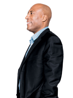 Byron Allen, Former Stand-Up Comic, Runs the 'Walmart of Television'