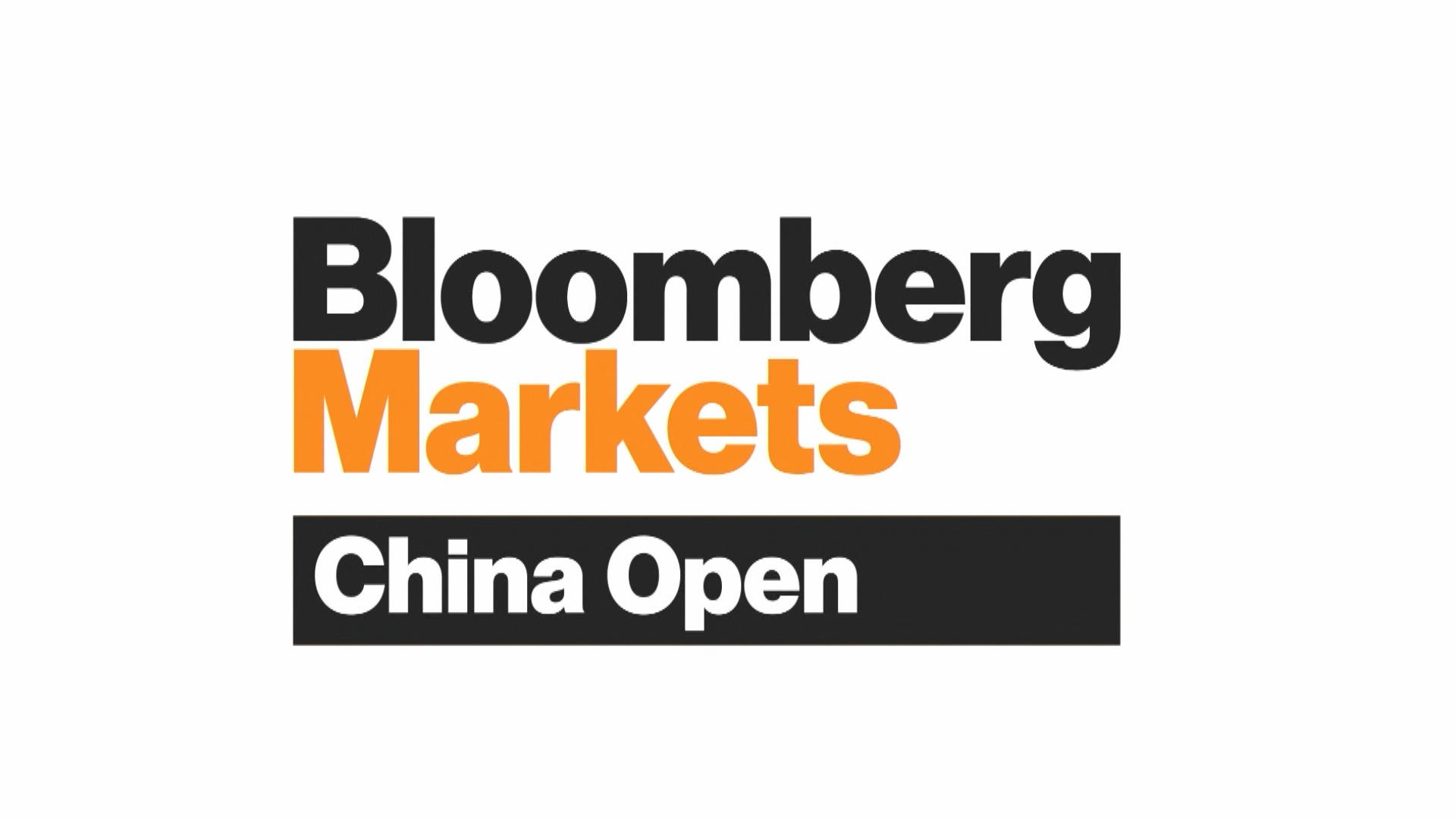 Bloomberg Markets: China Open Full Show (11/22/2019)