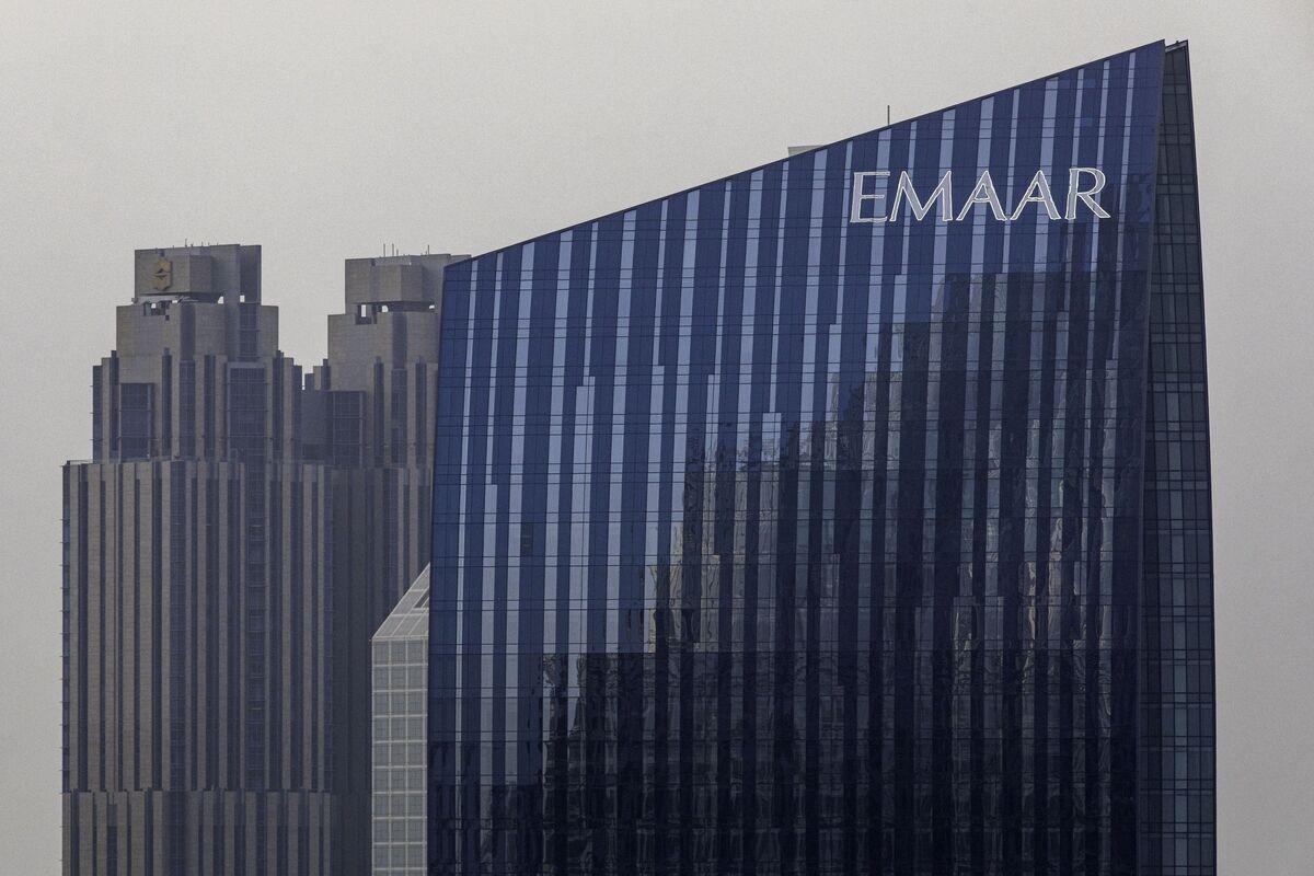 Emaar's January-May Property Sales Surge on Dubai Rebound