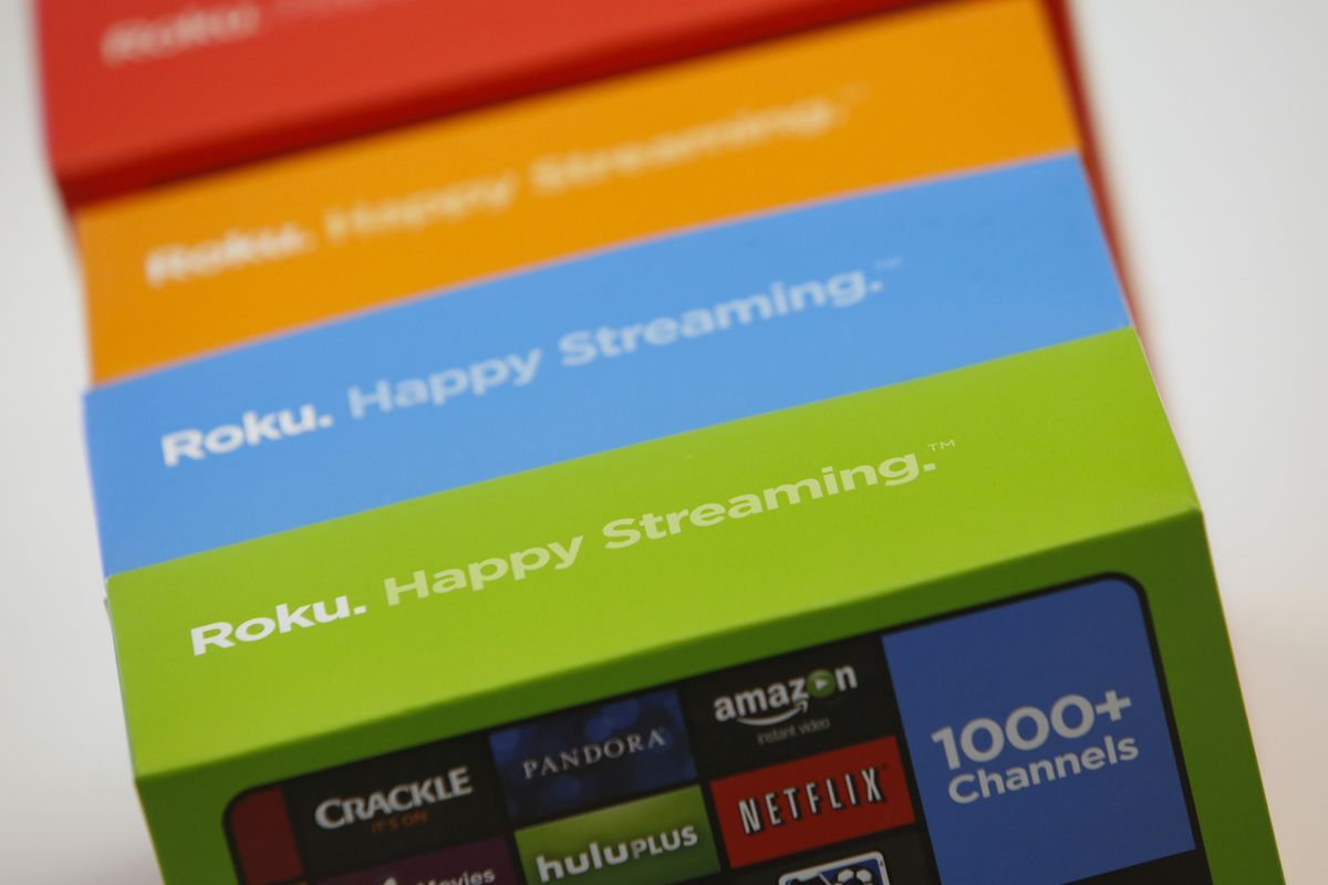 Roku Ipo Is Years Best For Tech Stock Debut With 68 Jump Bloomberg