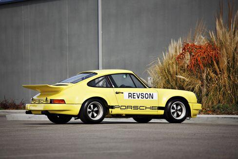 Seinfeld's 1974 Porsche 911 Carrera.