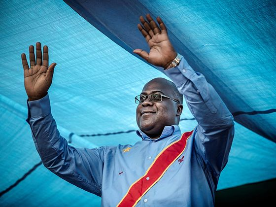Congo's Tshisekedi Sworn In as President, Ending Kabila'sRule